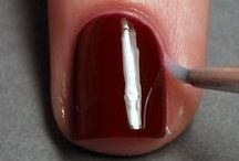 Nail tips and tricks / by Emily Ignatoski