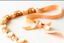 Ribbon Necklace DIYs