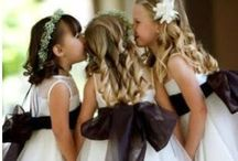 For the Little Girls / They want to look as special as you! / by Pure Magnolia Gowns