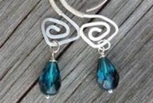 DIY Earrings ~ Crystal