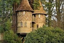 Tree House...I want one