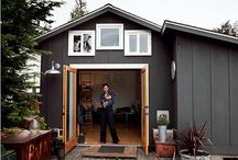 Tiny House Love / Small house ideas for simplistic living, with a nod to tiny houses and camper vans