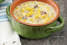 Delicious Soups / by Live Laugh Rowe