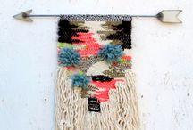 Weaving / Métier à tisser