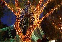 Halloween Trees...