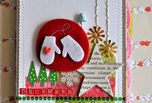 December Daily / Scrapbooking and journaling December memories / by Amanda Boerst