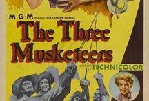 3 Muskateers....