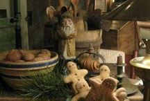Folksy/Prim Christmas....