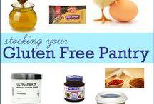 Gluten Free....