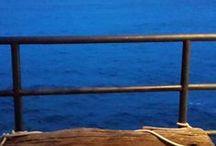 """Ristorante L'Ancora della Tortuga / Ristorante a Monterosso al Mare (Cinque Terre) In una delle bellissime scogliere di Monterosso al Mare, appena al sicuro dai marosi che imbiancano le rocce, sorge """"L'Ancora della Tortuga"""" caratteristico locale marinaro curato nei minimi particolari, dove potrete gustare piatti tipici liguri e internazionali rielaborati per voi dai proprietari, monterossini doc.  L'Ancora della Tortuga Salita Cappuccini, 4 19016   Monterosso al Mare   (SP)   Ph.: +39 0187 800065"""
