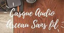 Casque Audio Arceau Sans fil