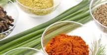 HS Herbs, Spices and Blends / Information about how to use herbs and spices. Herb and spice blends