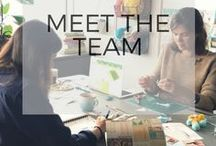 Meet The Team | Mum-Made / Meet the creative team behind the Mum-Made by toucanBox projects.