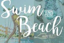 Swim + Beach Wear