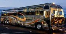Big Luxury Motorhomes - interiors & exteriors (SS)