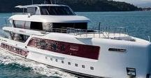 Motor Yachts - luxury interiors & exteriors (SS)
