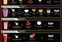 Proteinshake-Rezepte