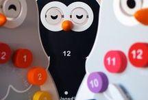 Apprendre les chiffres et les lettres en s'amusant / Jouets éducatifs permettant de faciliter l'apprentissage des chiffres.