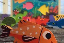 Puzzles en pleine forme ! / Sélection de Puzzles pour enfants. Puzzles en bois, puzzles en carton, puzzles magnétiques. jouets Janod.
