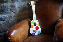 Sur un air de musique ... / Instruments de musique pour enfants de la marque Janod