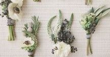 A & J Wedding Ideas / Ideas for our wedding - going with the theme of Modern Elegance with shades of green and Foliage