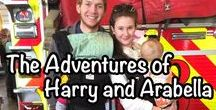 The Adventures Of Harry and Arabella Vlogs / Vlog Adventures of twins Harry and Arabella