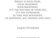 Dance.... Movement....