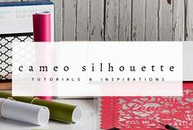 Cameo Silhouette Ideas / Cameo Silhouette tutorials, Cameo Silhouette craft inspirations, Cameo Silhouette craft ideas, Cameo Silhouette DIY ideas, how to use Cameo Silhouette for beginners!