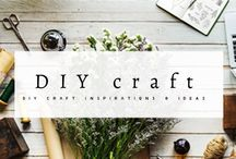 DIY Craft Inspirations / This board is for any inspiration, ideas, instruction for crafts and DIY projects. Projects with Cricut and Cameo Silhouette cutting machines, creative digital arts, fonts, anything that will inspire and makes you want to have craft day!!