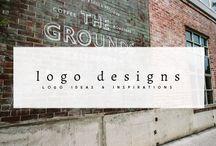 Logo Design for Bloggers / collections of logo design for blog & blogger. Watercolor blog headers, titles, logos. Minimalist logo, blog designs, blog headers. Script logo designs, blog headers