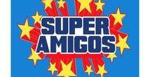 Helder - Super Amigos