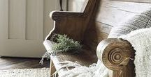 Farmhouse style / Ideas for all things farmhouse decor including DIY projects, shiplap, farmhouse sinks, kitchens, living rooms, bedrooms, bathrooms, entryways and more.