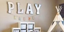 Kids / This is a collection of great ideas for kid's craft, playrooms, bedrooms and activities.