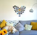 Wall Decor DIY | Printiki / Get inspired by these DIY projects and give a whole new look to your wall