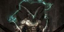Creatures & Demons