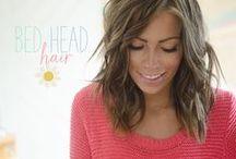 Hair & Beauty / by Christina Marie {Christina's Adventures}