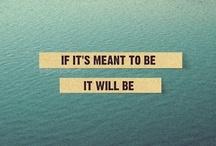 Words of Wisdom  / by Casie Wistisen