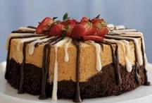 Eat cake / Everything tastes better with great presentation! / by Jennifer McKinney