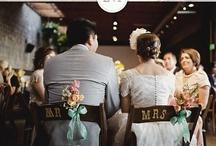 Wedding Ideas / Rustic - glamorous - DIY - so many beautiful wedding ideas!