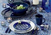 BLUE & WHITE | Walter G Textiles