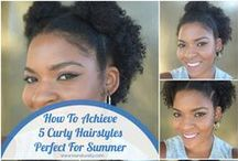 Hair / Hair styles, tips & tricks