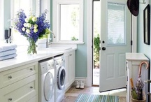 HOUSE - LAUNDRY ROOMS / by Chrissie M.