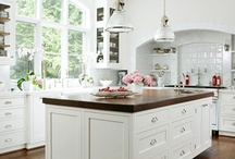 HOUSE - KITCHENS / by Chrissie M.