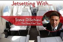 Jetsetting With... / Tune in for our exclusive celebrity Q&A series. http://www.jetsetextra.com/life-style/jetsetting-with / by Jetset Extra
