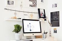 Office/Dressing Room/Craft Room Decor Ideas