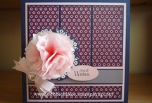 Cards to Admire / by Debbie Blake - Independent Stampin' Up! Demonstrator