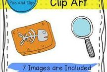 Clip Art / Clip art for your products, websites, and more!  Follow to get updates about products, freebies, and sales.