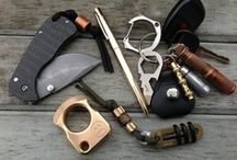 Gadjets & EDC stuff / by Kevin Alfred