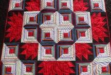 Quilt is a verb / by Jennifer McKinney