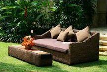 Balinese Furniture / www.balimystique.com.au / by Bali Mystique
